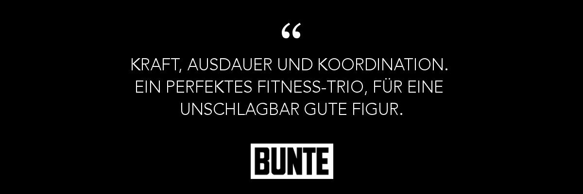 BUNTE QUOTE